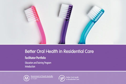 Better Oral Health In Residential Care – Clinical Nurse Manager