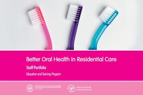 Better Oral Health In Residential Care – Nursing Staff